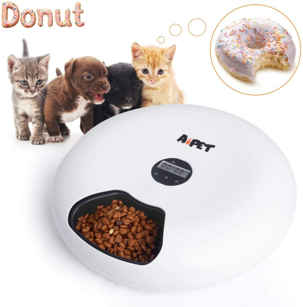 Best Automatic Cat Feeders For Wet And Dry Food My Top Picks 2021 Mycattips