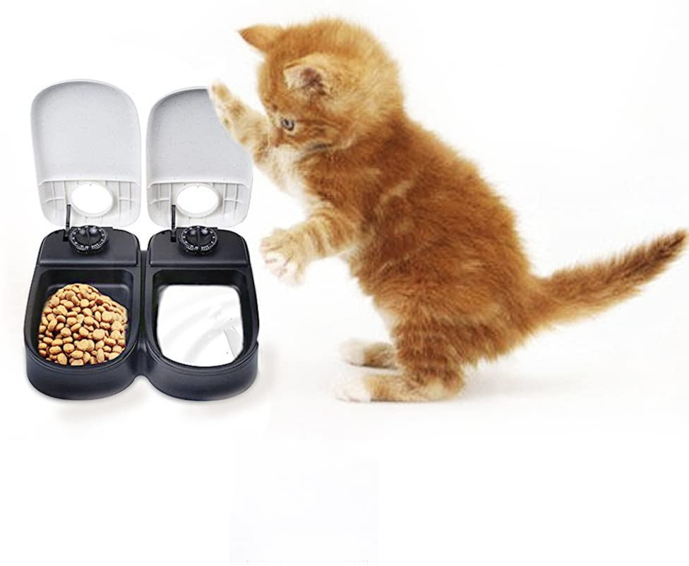 Petzilla-Automatic-Pet-Food-Feeder-for-Dogs-Cats-Pet-Food-Dispenser-for-2-Meals